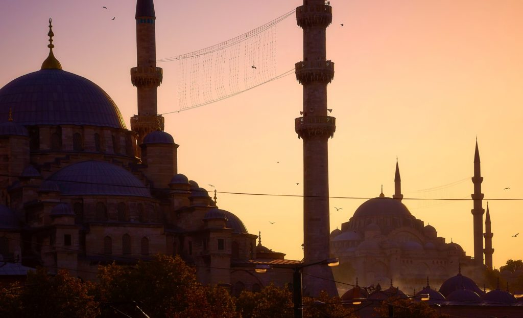 Istanbul: One City, Two Worlds