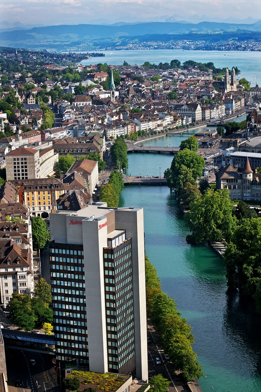 Solo in z rich travel with jam for Hotels zurich