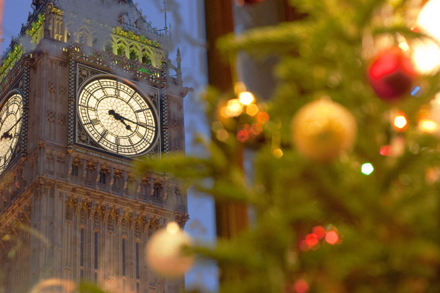 London – Once Upon a Christmas