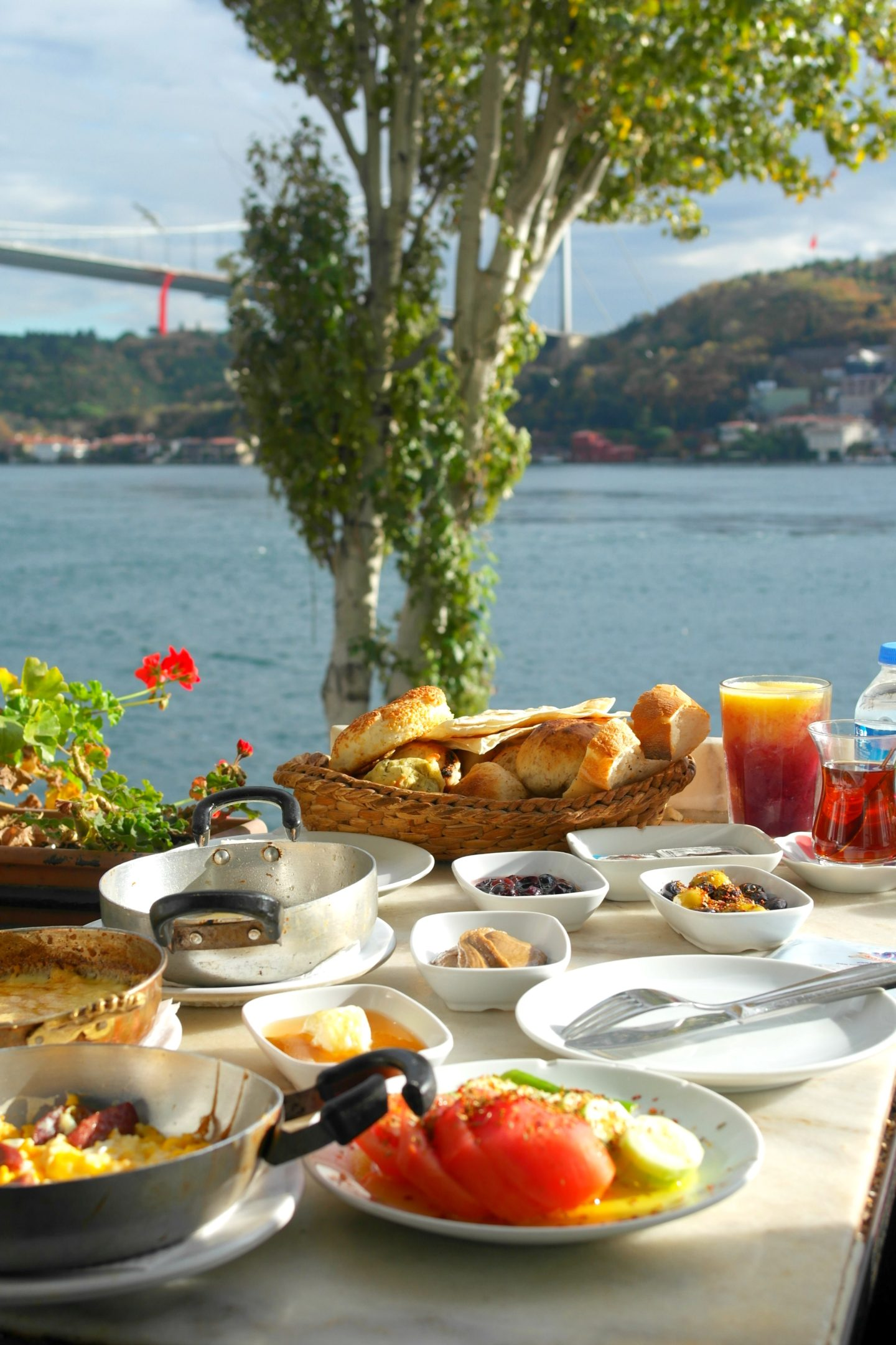 Turkish Breakfast – A feast for the eyes