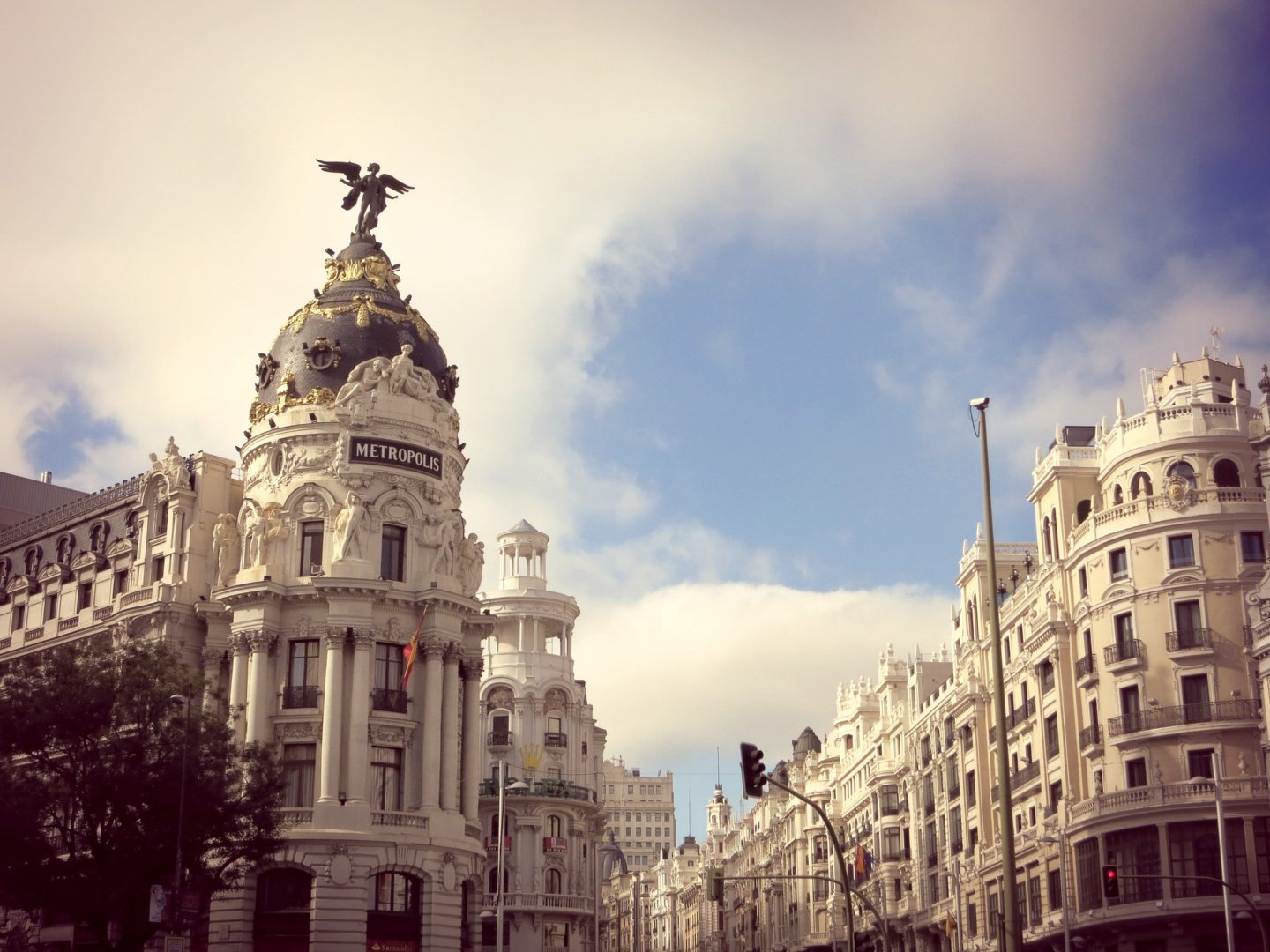 Mad over Madrid !!