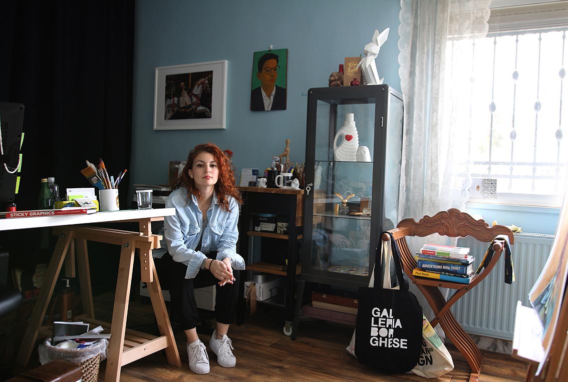Dina Fawakhiri of Jordan