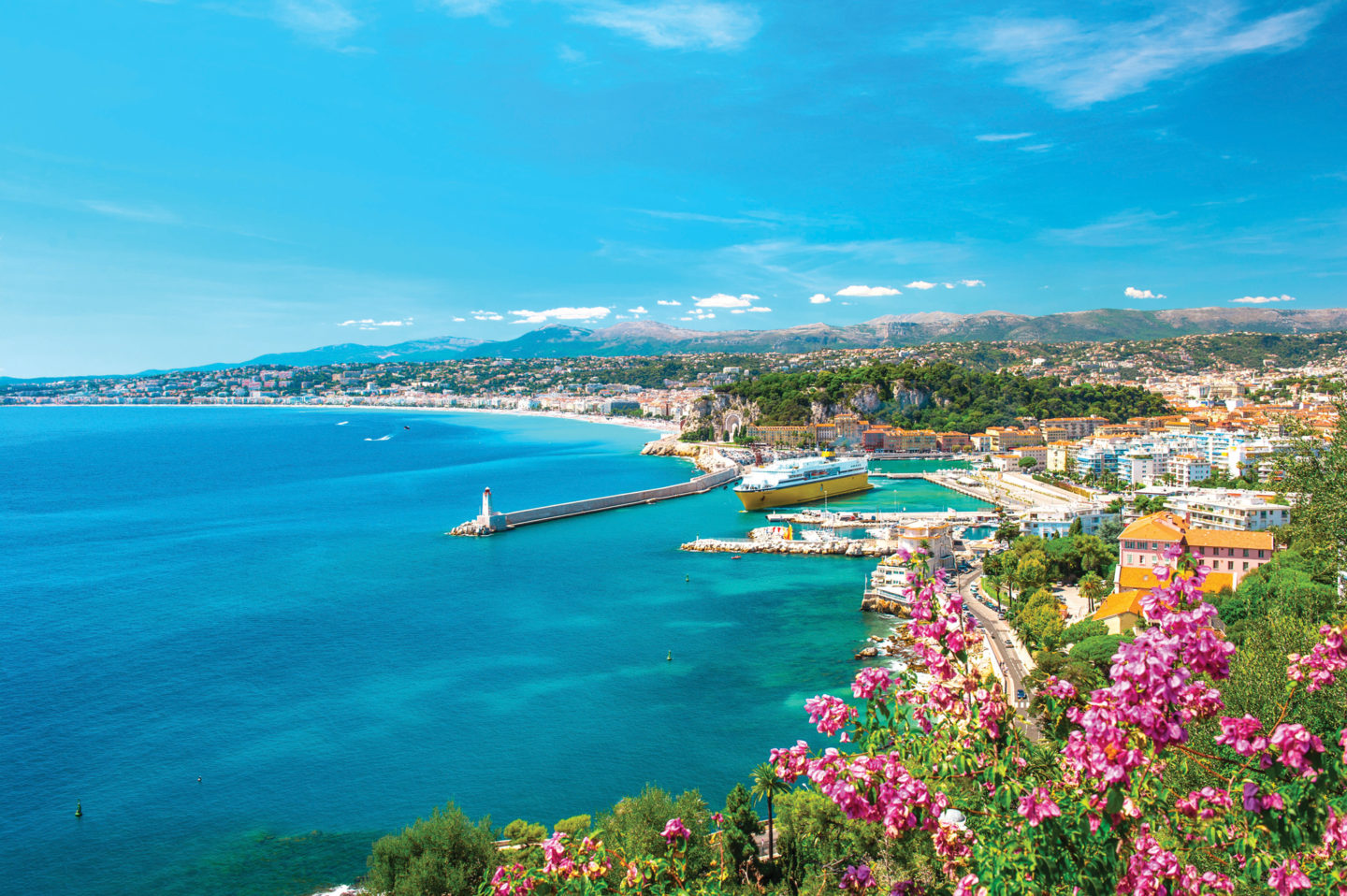 The French Riviera fashion file