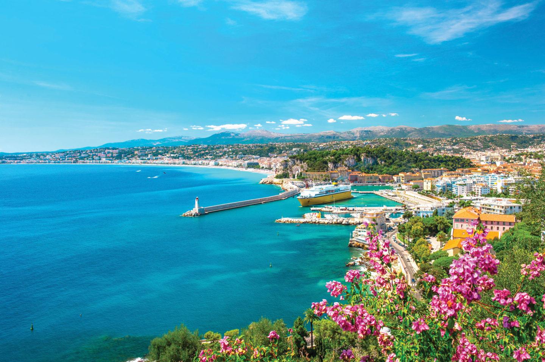 The French Riviera fashion file