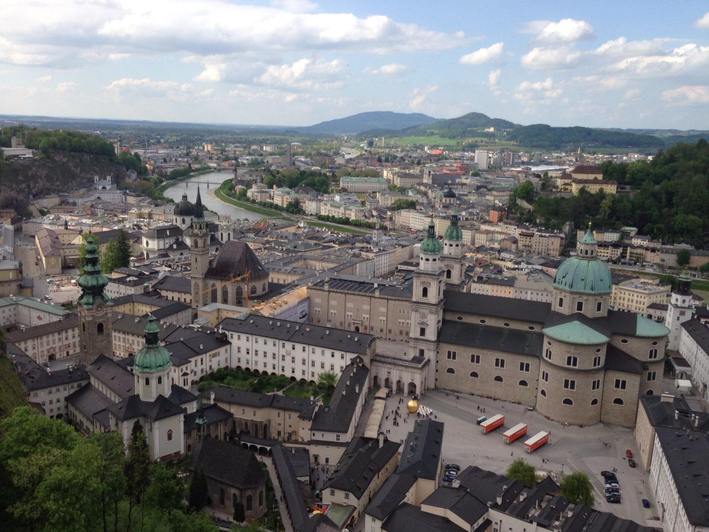 Jam in Salzburg