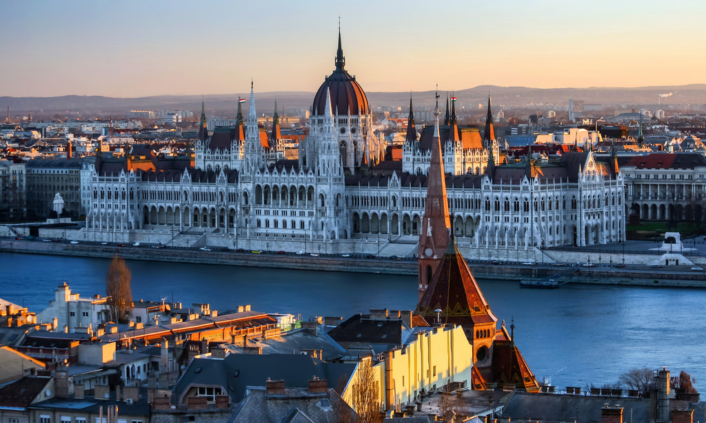Budapest – A city adorned by the Danube