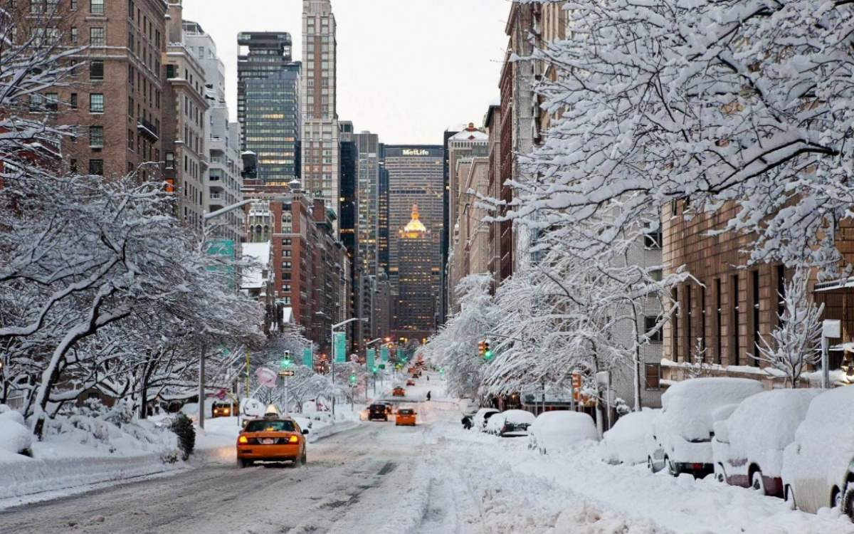 Live your best life in New York this winter